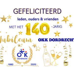 OKK Dordrecht is jarig